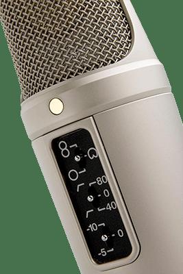 Micrófonos Rode México