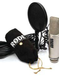 Micrófono Rode NT2-A Pk Paquete para estudio